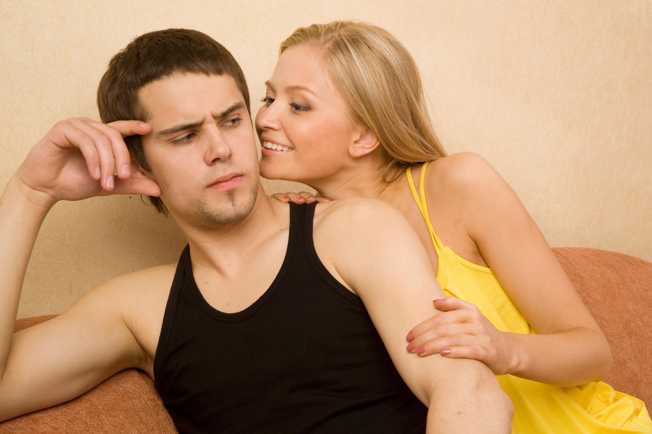 Почему девушка не хочет своего мужика, 5 причин почему мужчина не хочет секса? 8 фотография