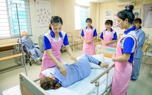 Đưa hơn 200 điều dưỡng, hộ lý sang Nhật Bản làm việc