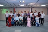 Phó Chủ tịch kiêm Tổng Thư ký Hội người Việt Nam tại Fukuoka Nguyễn Duy Anh Gìn giữ ngôn ngữ và văn hóa quê hương cho trẻ em Việt tại Nhật Bản