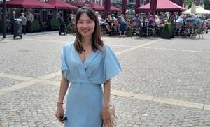 Kinh nghiệm giúp cô gái xứ Thanh chinh phục tiếng Đức