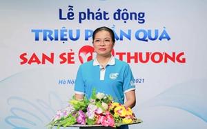 Chủ tịch Hội LHPN Việt Nam Sẽ có hàng triệu phụ nữ, trẻ em nhận được những phần quà san sẻ yêu thương