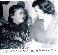 Nữ tướng Nguyễn Thị Định với công tác dân vận quốc tế