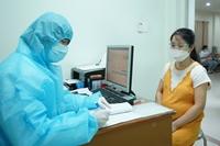 Triển khai chăm sóc sức khỏe cho phụ nữ mang thai và cho con bú