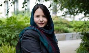 Nữ nhà báo Afghanistan  Chúng tôi sẽ không bao giờ ngừng đấu tranh