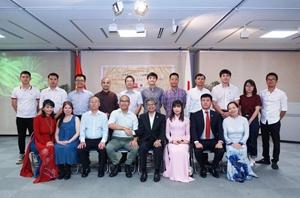 Đại hội đại biểu Hội người Việt Nam tại Fukuoka