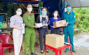 Phụ nữ Đắk Lắk tặng 107 phần quà san sẻ yêu thương