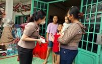Bình Dương Nhiều hoạt động sẻ chia với phụ nữ, trẻ em khó khăn do dịch Covid-19
