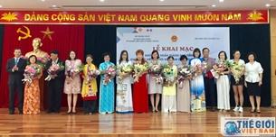 Gần 400 giáo viên kiều bào sẽ tham dự khóa tập huấn giảng dạy tiếng Việt theo hình thức trực tuyến