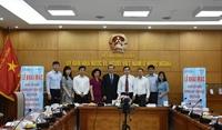 Khai giảng trực tuyến Khóa tập huấn giảng dạy tiếng Việt cho giáo viên kiều bào
