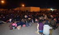 Cảnh sát Mexico chặn giữ hơn 600 người di cư Trung Mỹ trong 3 xe tải đông lạnh