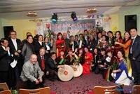 Câu lạc bộ văn nghệ tháng Mười của người Việt ở Đức
