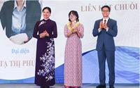 Trao giải Cuộc thi Phụ nữ khởi nghiệp năm 2021 với giải thưởng gần 2,5 tỷ đồng