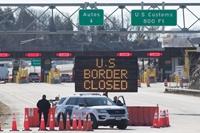 Mỹ mở lại biên giới đường bộ cho người đã được tiêm ngừa đầy đủ vào tháng 11