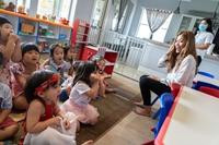 Trường mầm non mở giữa đại dịch của cô gái Việt ở Mỹ